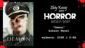 Demon - Łukasz Henel1