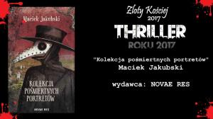 Kolekcja pośmiertnych portretów — Maciek Jakubski2