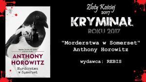 Morderstwa w Somerset - Anthony Horowitz1