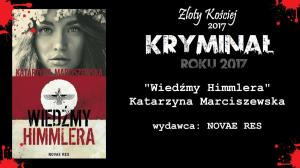 Wiedźmy Himmlera — Katarzyna Marciszewska1